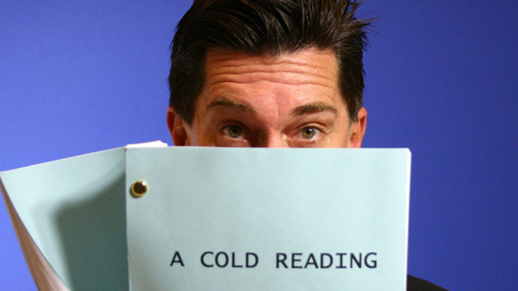 Matthew Martin - A Cold Reading
